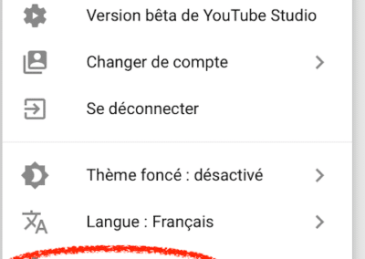 creer une chaine youtube entreprise