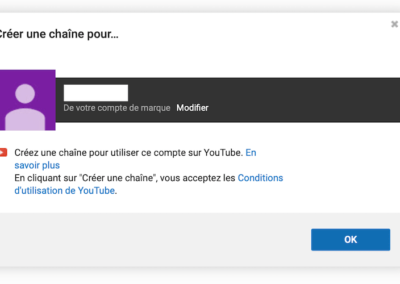5- creer une chaine youtube entreprise